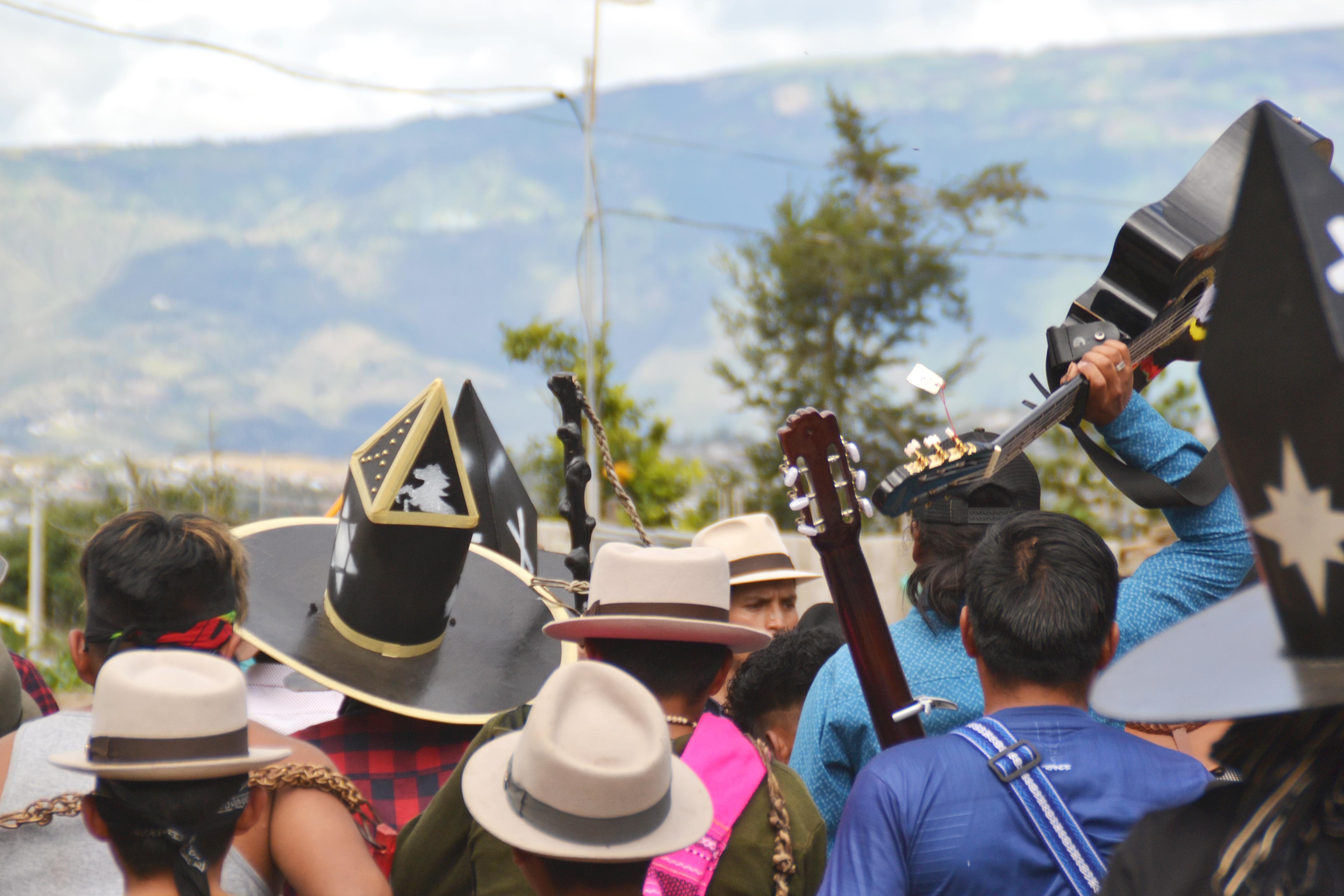 Séminaire : Rituels sous tensions dans les communautés kichwa de Cotacachi (Equateur)