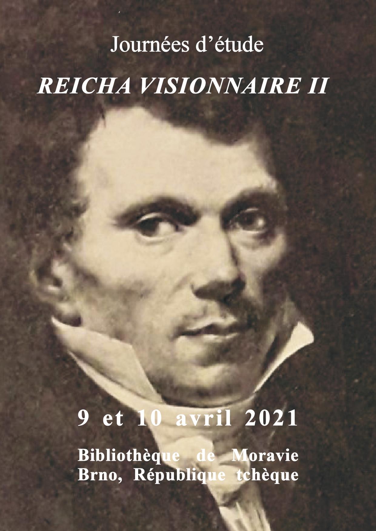 Appel à communication - Journées d'étude : Reicha visionnaire II (1770-2020), 9 et 10 avril 2021