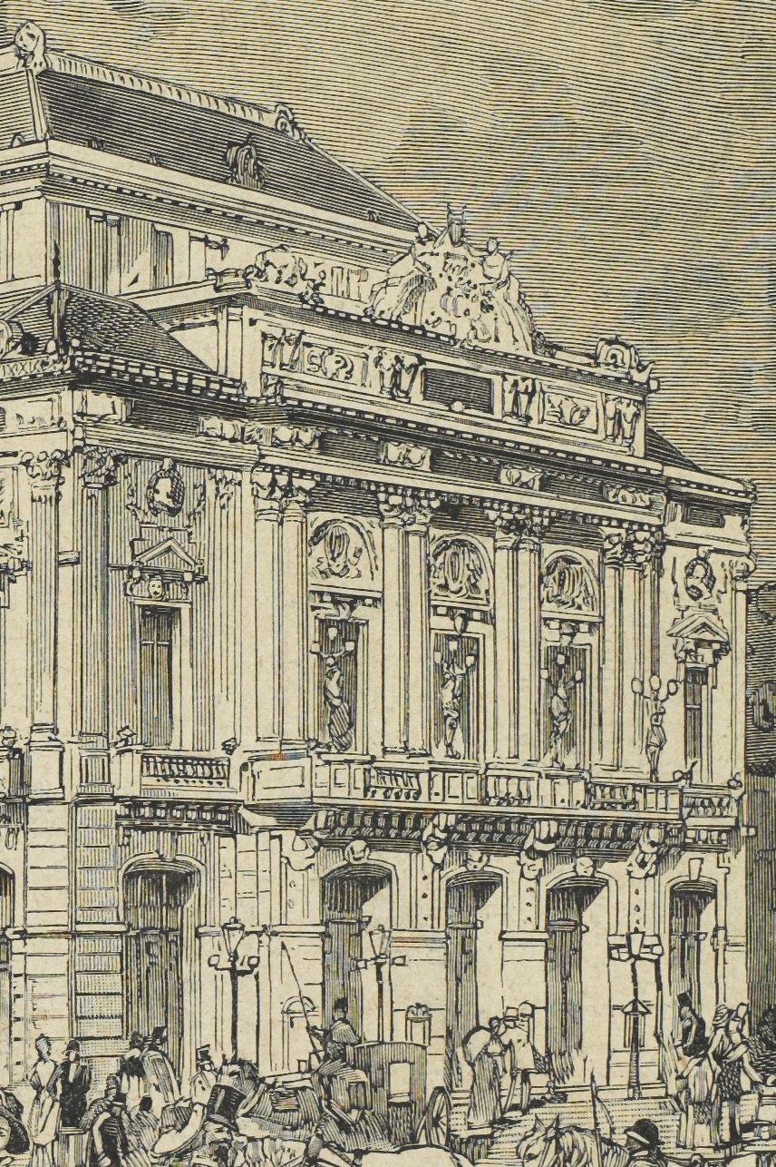 Le répertoire du Théâtre des Arts de Rouen (1882-1940) sur Dezède