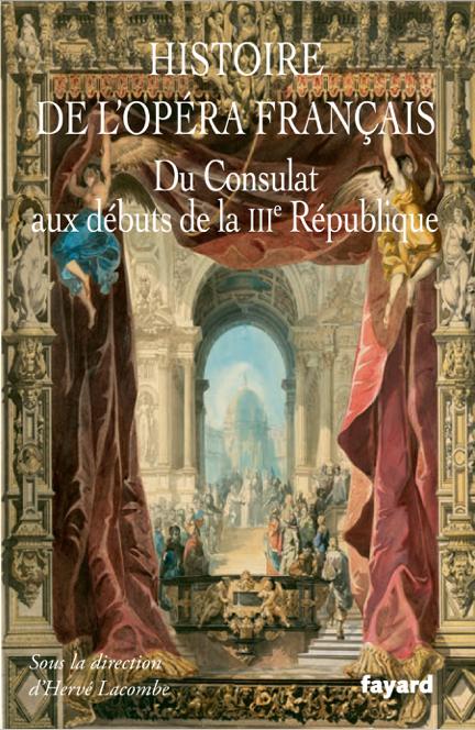 Histoire de l'opéra français}