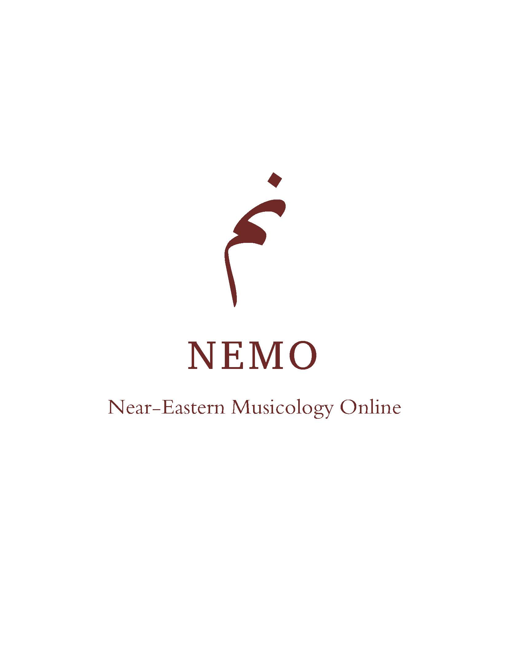 "New article by Amine Beyhom (Nemo-Online Vol. 5 No. 9-2): ""Dossier: Was the Early Arabian ʿūd 'fretted'?""}"