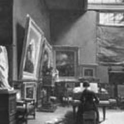 2005 - La maison de l'artiste : construction d'un espace de représentations entre réalité et imaginaire (XVIIe-XXe siècles).