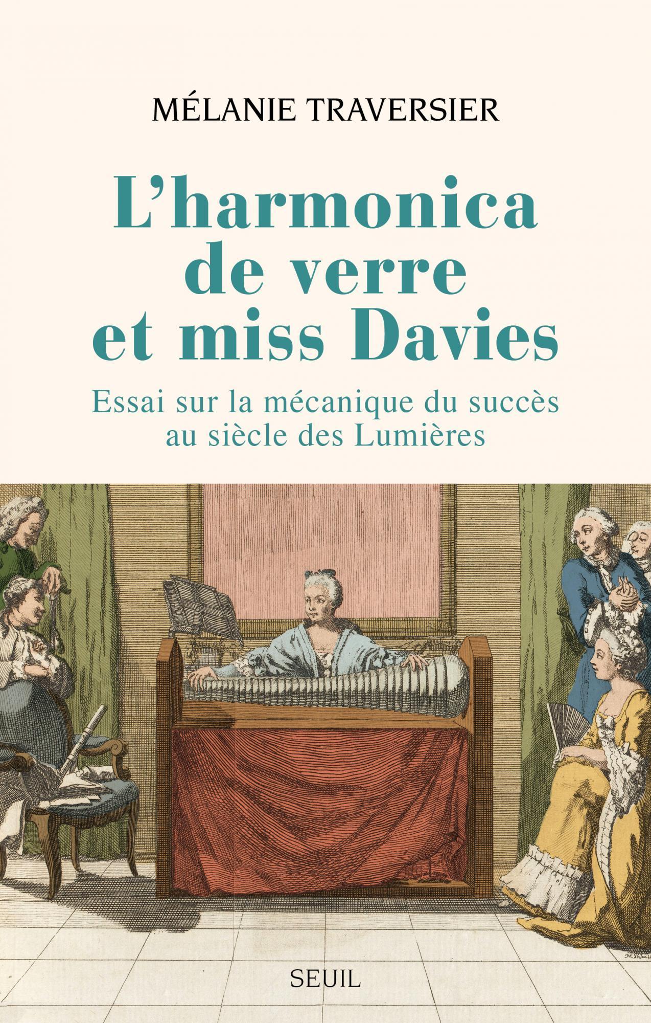 L'harmonica de verre et miss Davies}