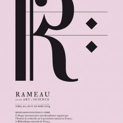 2014 - Rameau entre art et science