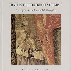 Louis-Joseph Marchand, Henri Madin. Traités du contrepoint simple. Textes présentés par Jean-Paul C. Montagnier.